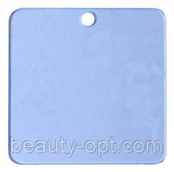 Заготовка пластиковая:Подставка под горячее 10*10см
