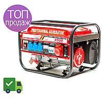 Бензиновый генератор ProKraft PK 8500W (1F/3F)