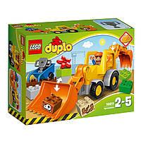 Экскаватор-погрузчик, LEGO (10811)