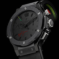 Часы Hublot Big Bang Senna F1 механические мужские копия, фото 1
