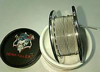 Готовая спираль в катушке  15 ff (5m) Clapton wire Coil