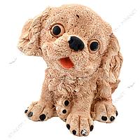 Статуэтка керамическая Собака (ширина 5см, высота 8см)