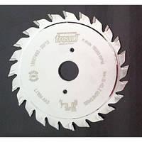 Пила freud дисковая двухкорпусная подрезная, Li 16m, 120/20мм