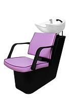 Мойка в парикмахерскую Прима с креслом ЛИРА, фото 1
