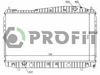 Радиатор охлаждения Chevrolet Epica 06- Profit
