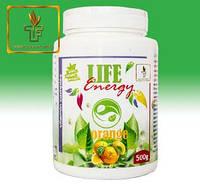 LIFE Energy orange