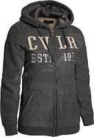 Пуловер Chevalier Daytona hood з капішоном сірий