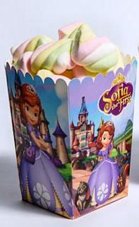 Коробочка для сладостей София прекрасна