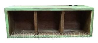 """Ящик деревянный декор """"Кашпо"""" 392"""