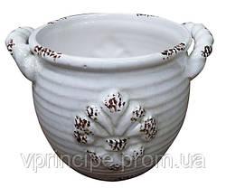 """Декор керамический """"Горшок"""" 624"""