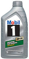 Масло MOBIL1 0W20 1л, США