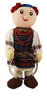"""Декор кухонный """"Кукла""""Украинка""""-держатель д/полотенца"""