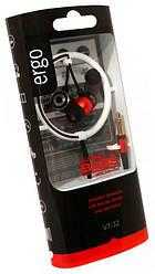 Наушники Ergo Ear VT-32, вкладыши