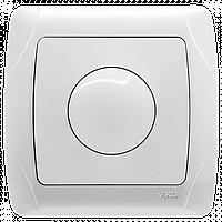 Светорегулятор (диммер) белый 600Вт ViKO Carmen 90561020