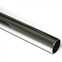 Труба d-25мм хром 1мм ДС