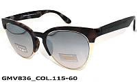 Качественные солнцезащитные очки GMV836 COL.115-60 Код:543534786