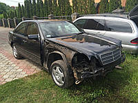 Авторазборка Авторозборка Разборка Розборка Mercedes 2.9TDI W210 (дорестайл)