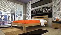 Кровать с дерева Домино классик