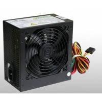 Блок питания logicpower 400w greenvision gv-ps atx s400/12 black