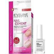 Eveline Cosmetics 12 мл NAIL THERAPY PROFESSIONAL: Укрепляющая сыворотка + База под лак NAIL CEMENT
