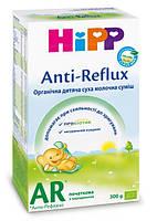 Органическая детская молочная смесь HiPP Anti-Reflux, 300 г