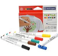 Набор маркеров для ткани Centropen 6шт. 35477 2739.6