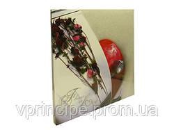 Фотоальбом  S350х350  10л.самок. Flovers in Love w/box