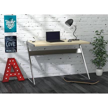 Письменный стол Z-110 (1100*550) TM Loft design, фото 2