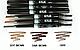 Карандаш для бровей автоматический Kylie Jenner Eyebrow Pencil 2 In 1 Waterproof Automatic (реплика), фото 2