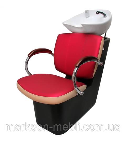 Мойка в парикмахерскую ПРИМА с креслом ТАНЯ