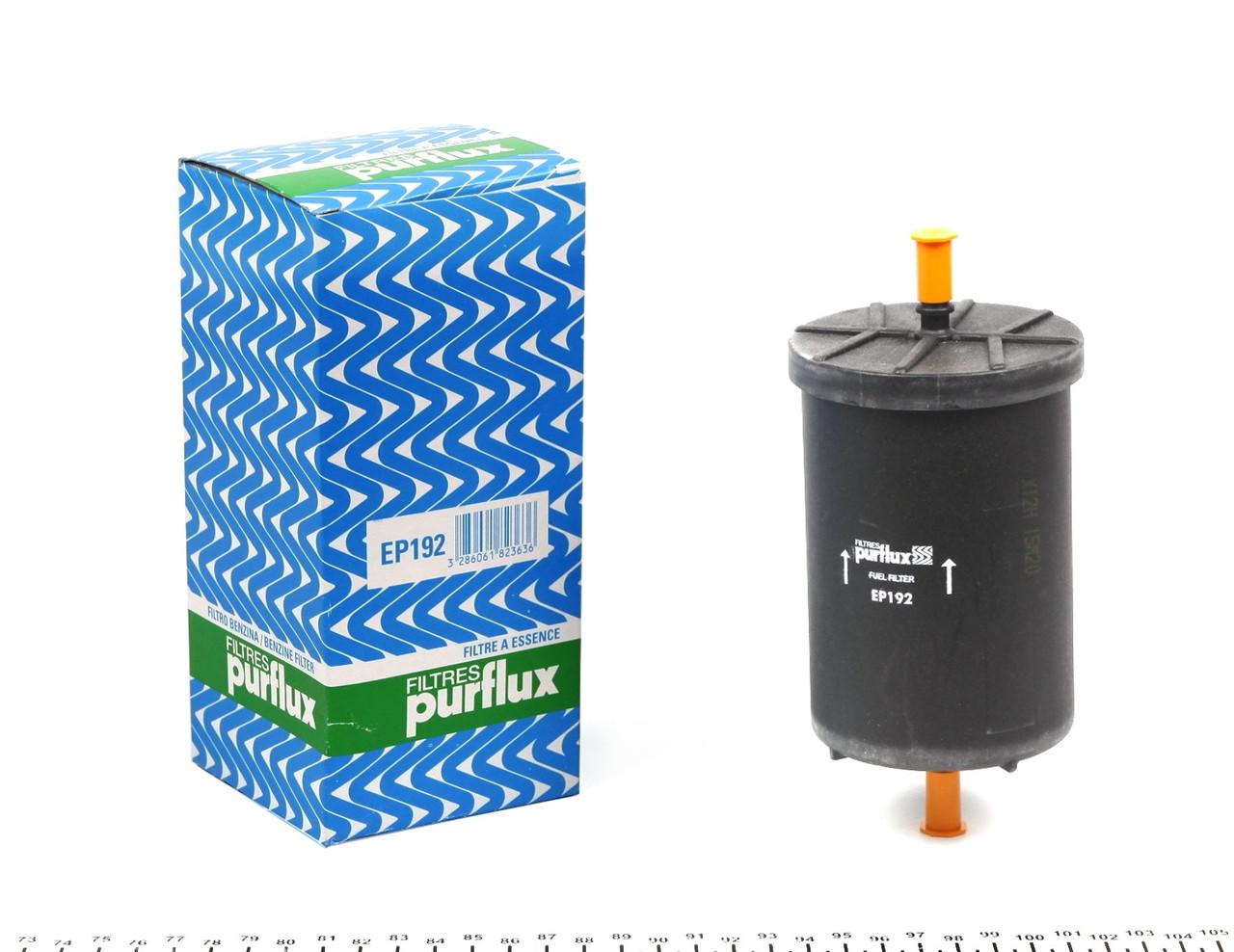 Топливный фильтр VW T5 2.0-3.2-03- > +Gol IV 1.4/2.0/2.8/2.3-97-05fPurflux EP192-Франция
