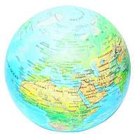 Глобус вращающийся политический