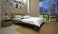 Кровать деревянная Домино Люкс