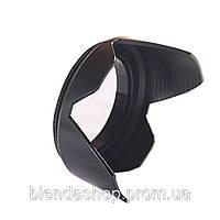 Универсальная лепестковая бленда 58 мм
