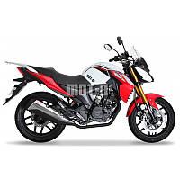 Дорожный мотоцикл Lifan KPS (LF200-10R), фото 1