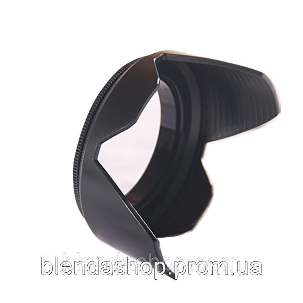 Универсальная лепестковая бленда 72 мм