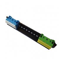 VZ461 Утримувач з клемами PE/N: 11xN+11xPE / 3xN+3xPE Хагер