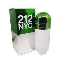 Женская туалетная вода Carolina Herrera 212 NYC Pills 80ml