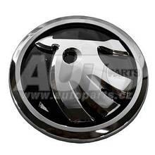Эмблема на багажник Skoda YETI 2014-