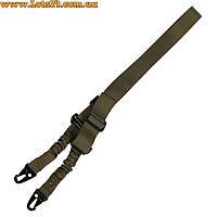 Тактический 2-точечный ремень для оружия (двуточка для автомата, карабина, винтовки, ружья)