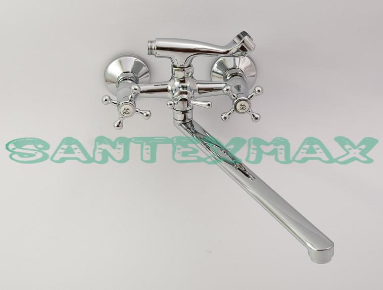 Вертикальний змішувач для ванни Champion Mayfaer 143