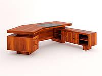 Стол руководителя YDK 303 R (2700*960/1900*760H)