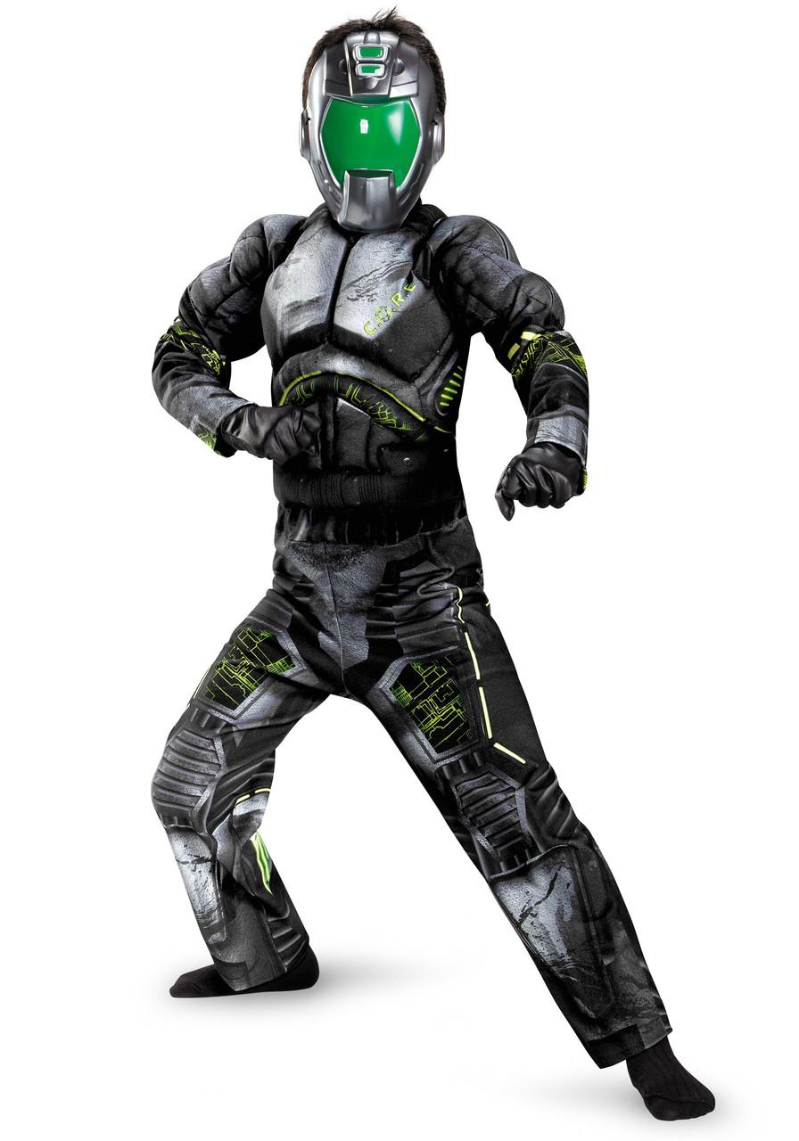 Маскарадный костюм космического ниндзи