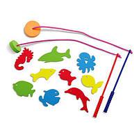 Игра Edushape Рыбалка Обитатели моря 915018 ТМ: Edushape
