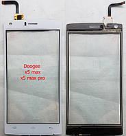 Doogee x5 max тачскрин