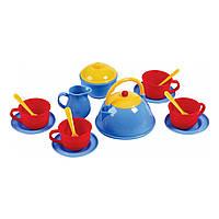 Игровой набор Playgo Чайный набор 15 предметов 3112 ТМ: PLAYGO