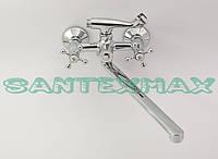 Двухвентильный смеситель для ванны Champion Mayfaer 140 euro, фото 1