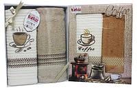 "Набор полотенец кухонных ""Coffee"" 50х70 см"