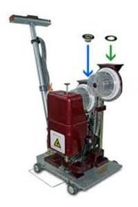 Автоматическая машинка для установки люверсов, фото 2