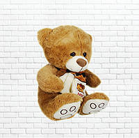 Детская мягкая игрушка, плюшевый мишка крош